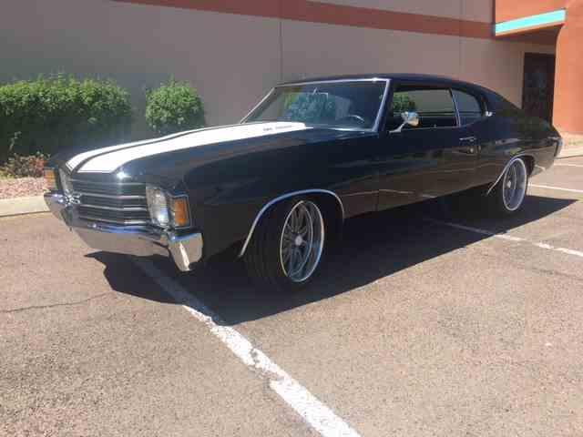 1972 Chevrolet Chevelle | 988785