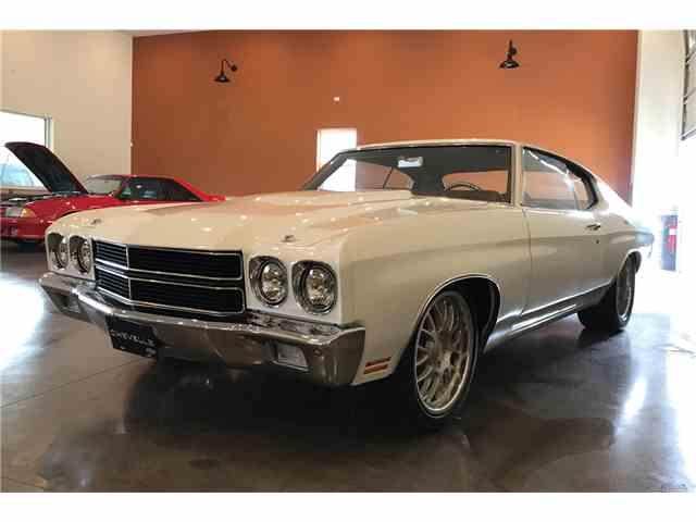 1970 Chevrolet Chevelle | 988787
