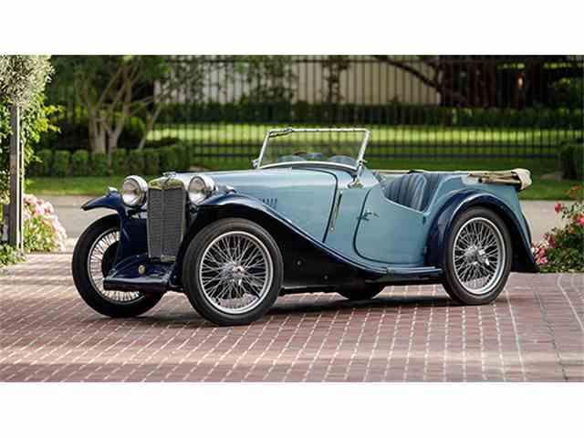 1934 MG PA   988789