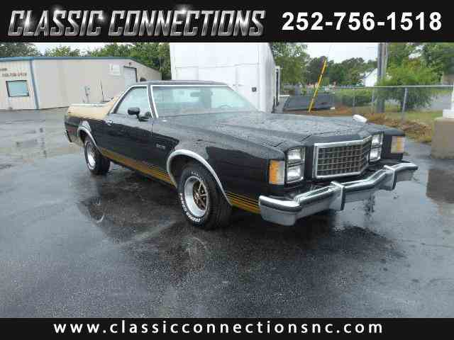 1978 Ford Ranchero 500 GT Squire | 980882