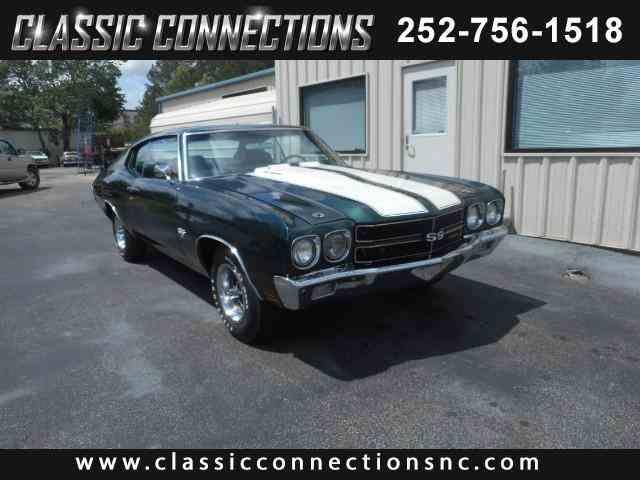 1970 Chevrolet Chevelle Malibu | 980883