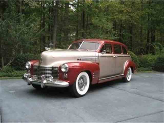 1941 Cadillac Fleetwood Series 75 Resto Rod | 988846