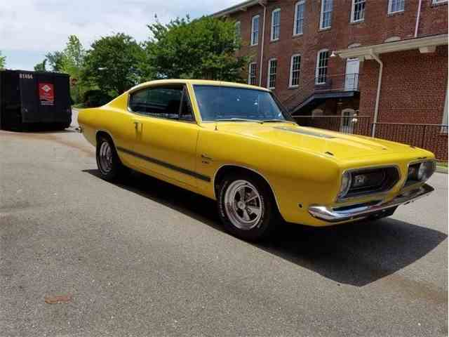 1968 Plymouth Barracuda | 988851