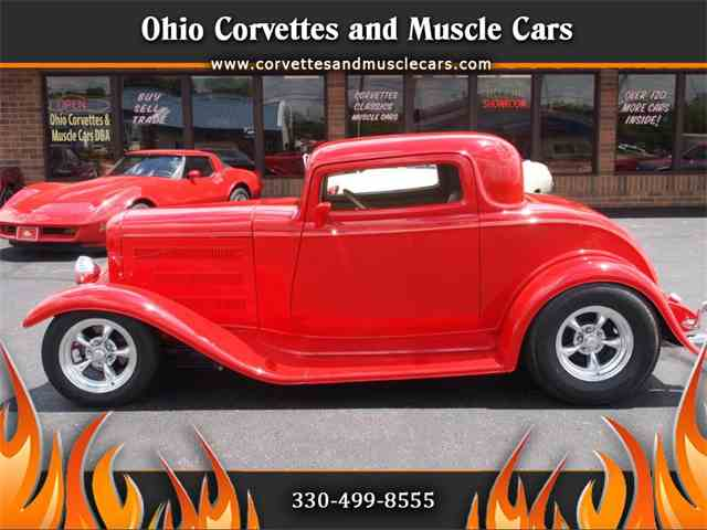 1932 Ford 3-Window Coupe | 988869