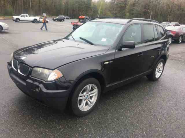 2005 BMW X3 | 980887