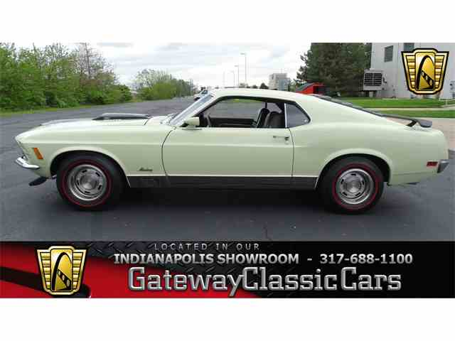 1970 Ford Mustang | 988882