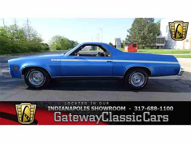 1973 Chevrolet El Camino | 988884