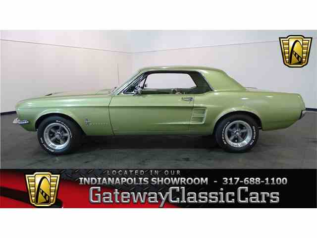1967 Ford Mustang | 988885