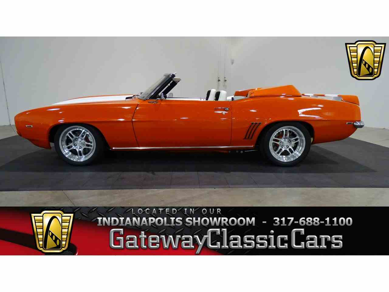 1969 Chevrolet Camaro for Sale - CC-988886