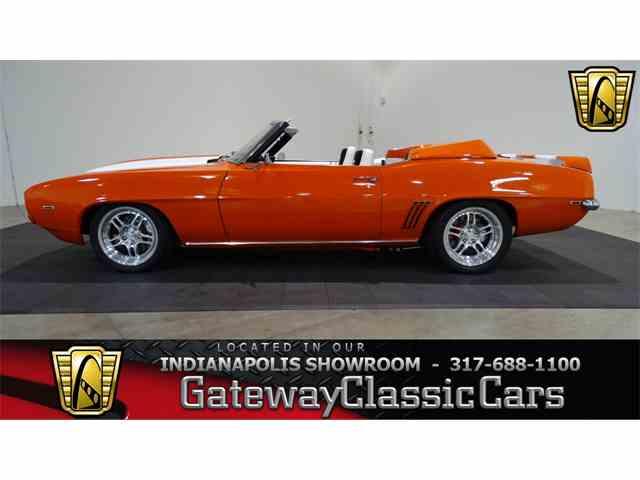 1969 Chevrolet Camaro | 988886