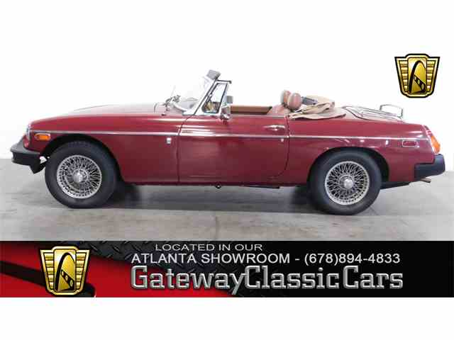Picture of '77 MGB - L717