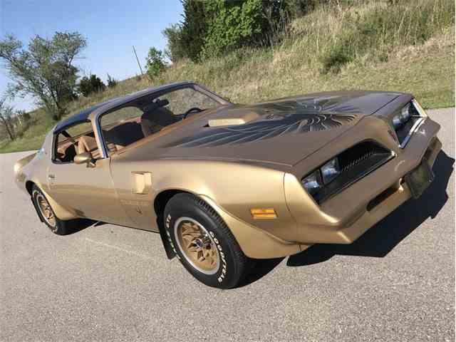 1978 Pontiac Firebird Trans Am | 988892