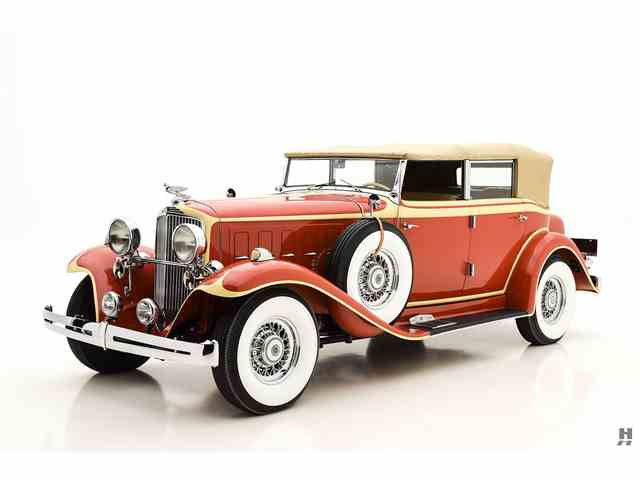 1932 Nash Ambassador | 988893