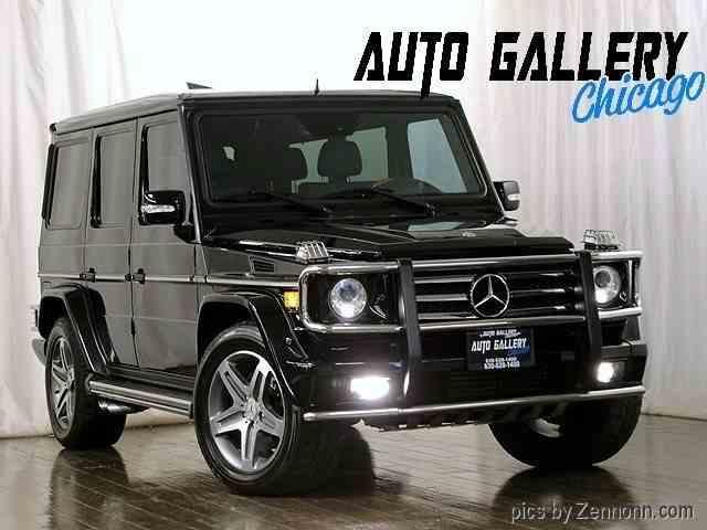2010 Mercedes-Benz G55 AMG | 988896