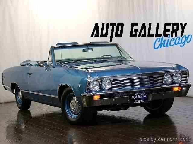 1967 Chevrolet Chevelle Malibu | 988901