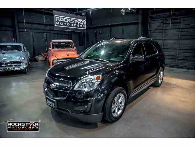 2012 Chevrolet Equinox | 988916