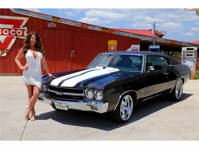 1970 Chevrolet Chevelle SS | 988920