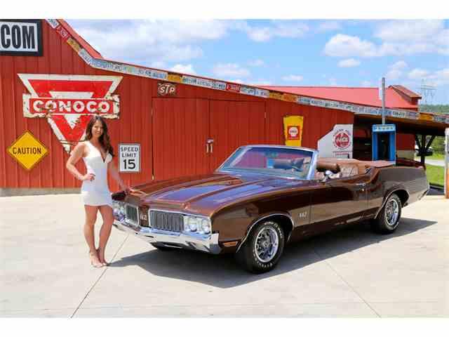 1970 Oldsmobile 442 | 988923