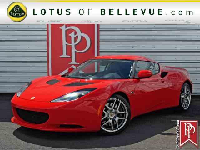 2011 Lotus Evora | 980894