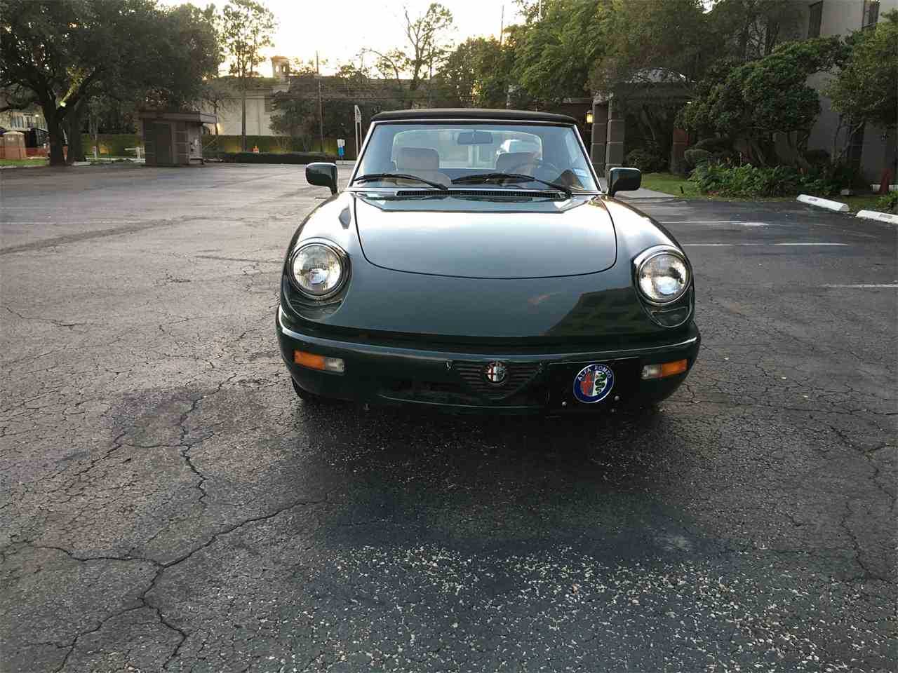 Large Picture of '92 Spider - L72U