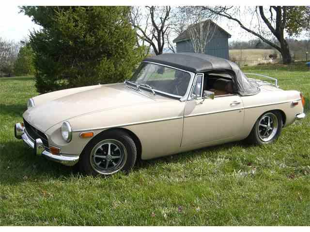 1971 MG MGB | 988955