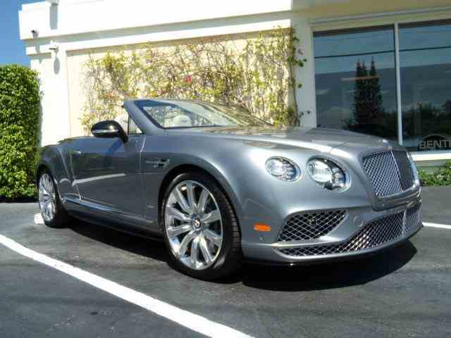 2016 Bentley Continental GTC V8 S | 988957