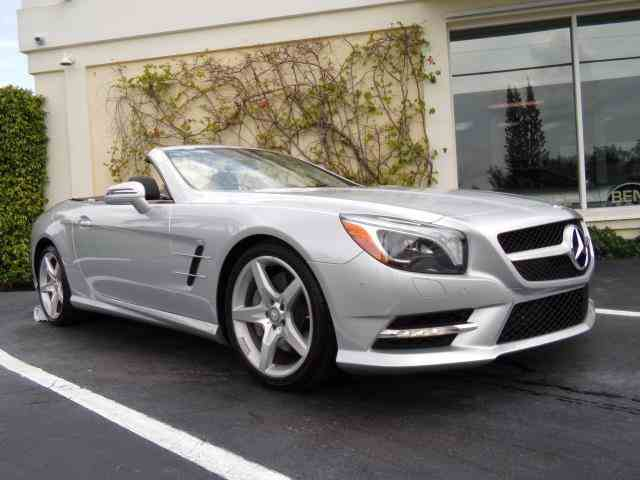2013 Mercedes-Benz SL550 | 988963