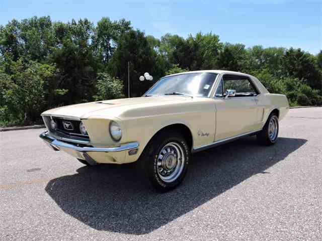 1968 Ford Mustang | 988967