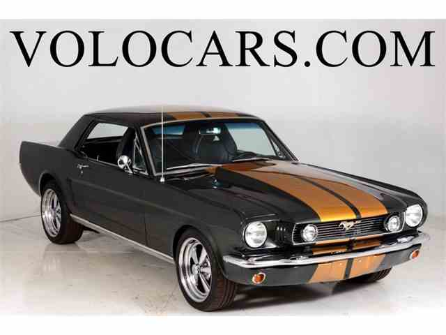 1966 Ford Mustang | 988973