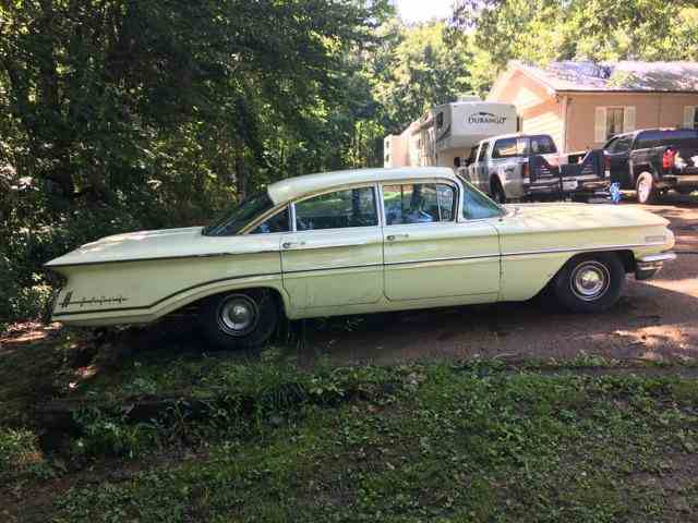 1960 Oldsmobile Super 88 | 988976
