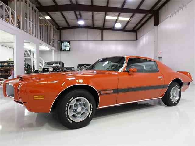 1972 Pontiac Firebird Formula 455 High Output | 988977