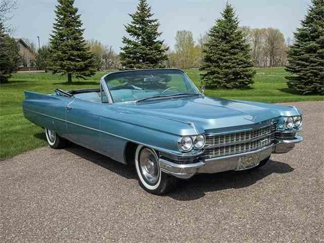 1963 Cadillac DeVille | 980898