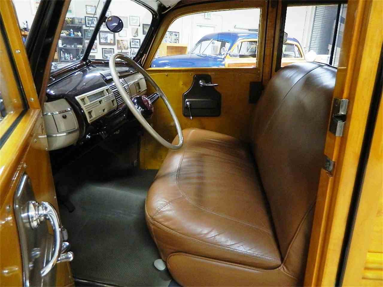 Large Picture of '40 Woody Wagon - L73P