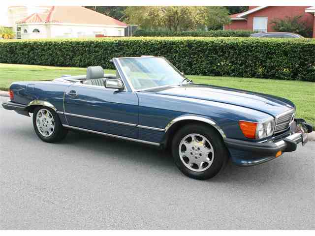 1986 Mercedes-Benz 560SL | 988987