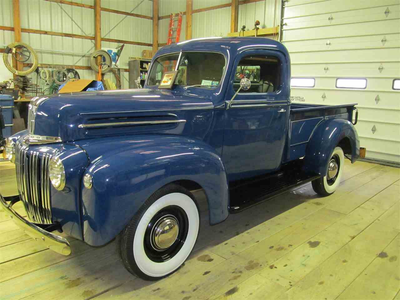 Ford Dealers Orlando >> 1946 Ford Pickup for Sale | ClassicCars.com | CC-988989