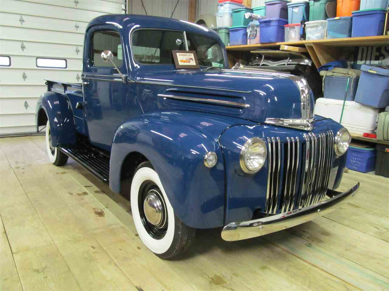 Orlando Ford Dealers >> 1946 Ford Pickup for Sale | ClassicCars.com | CC-988989