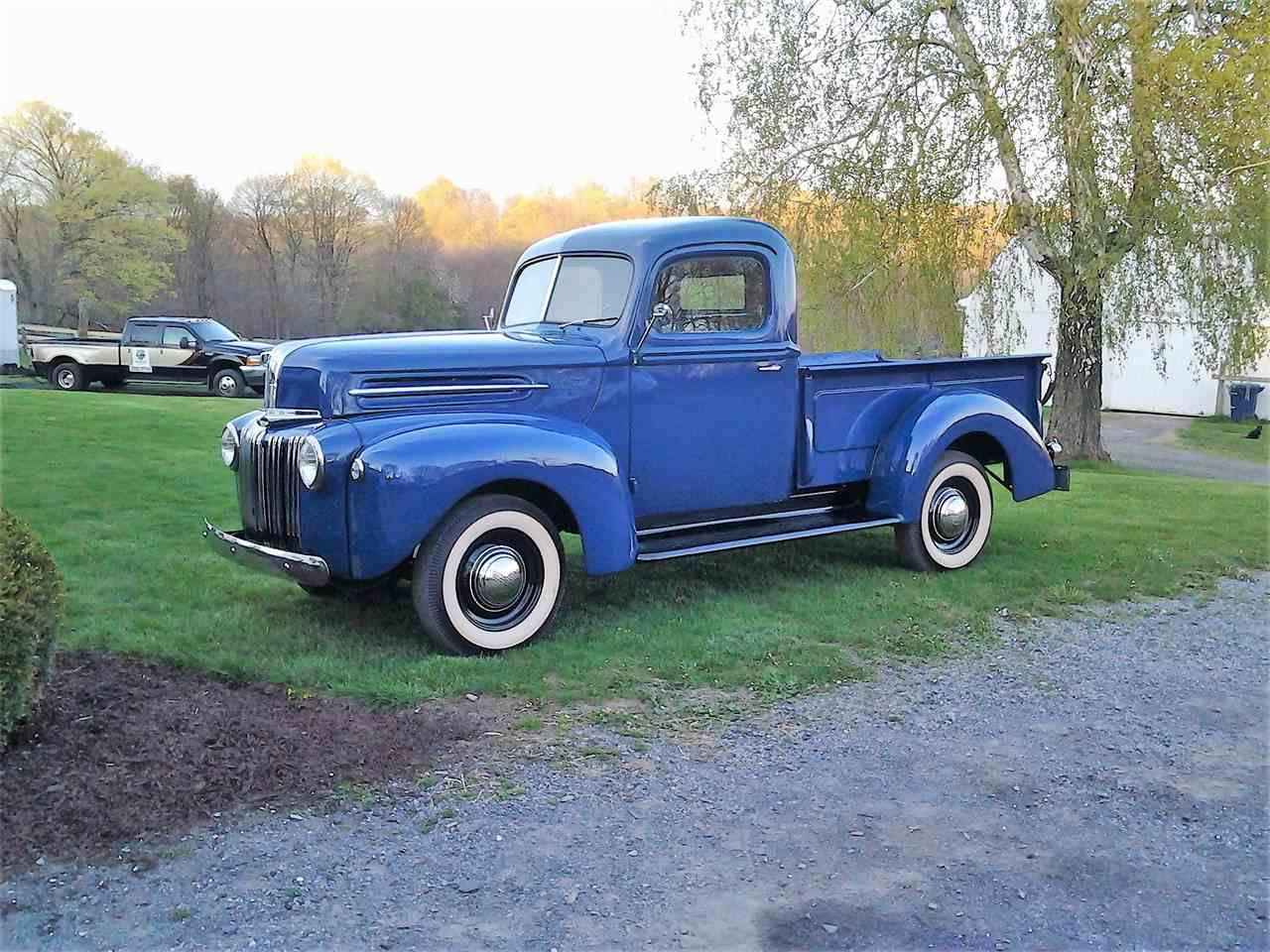 1946 Ford Pickup For Sale Classiccars Com Cc 988989