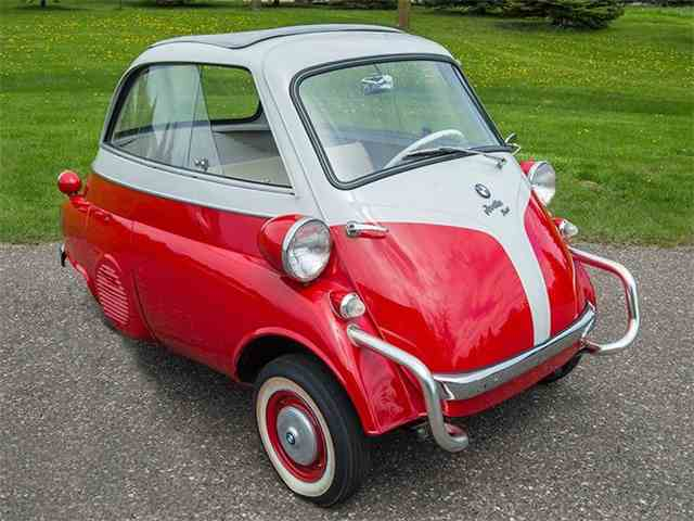 Classic Bmw Isetta For Sale On Classiccars Com 9 Available