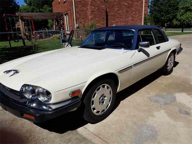 1987 Jaguar XJ | 988990