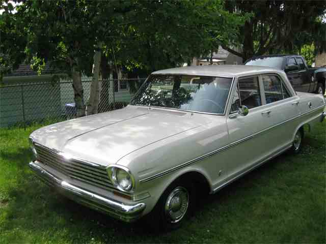 1963 Chevrolet Nova II | 988993