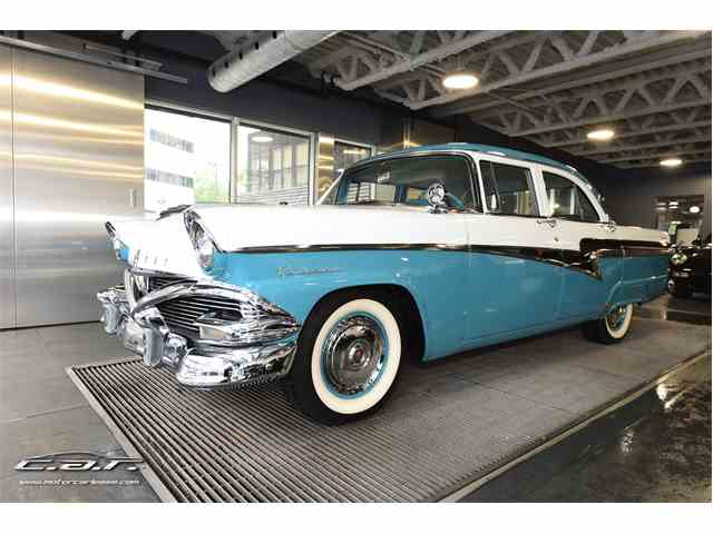 1956 Ford  Meteor   988996
