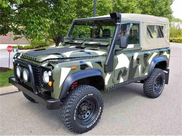 1990 Land Rover Defender | 988997