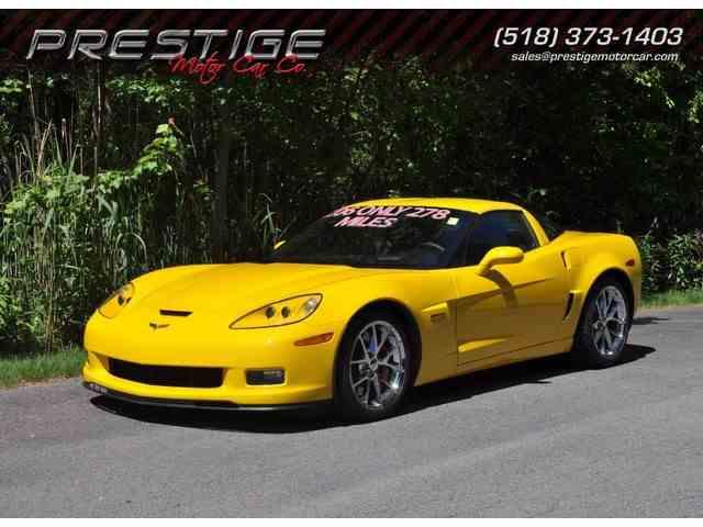 2010 Chevrolet Corvette | 989003