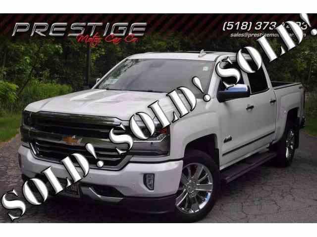 2016 Chevrolet Silverado | 989006