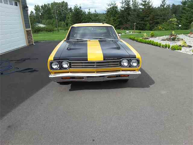 1969 Plymouth Road Runner | 989010