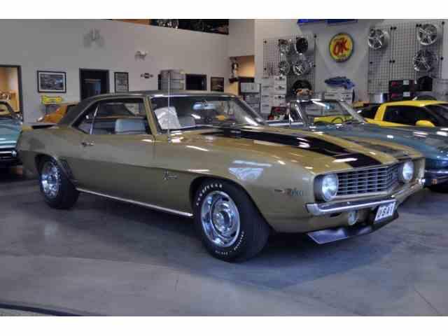 1969 Chevrolet Camaro | 989011