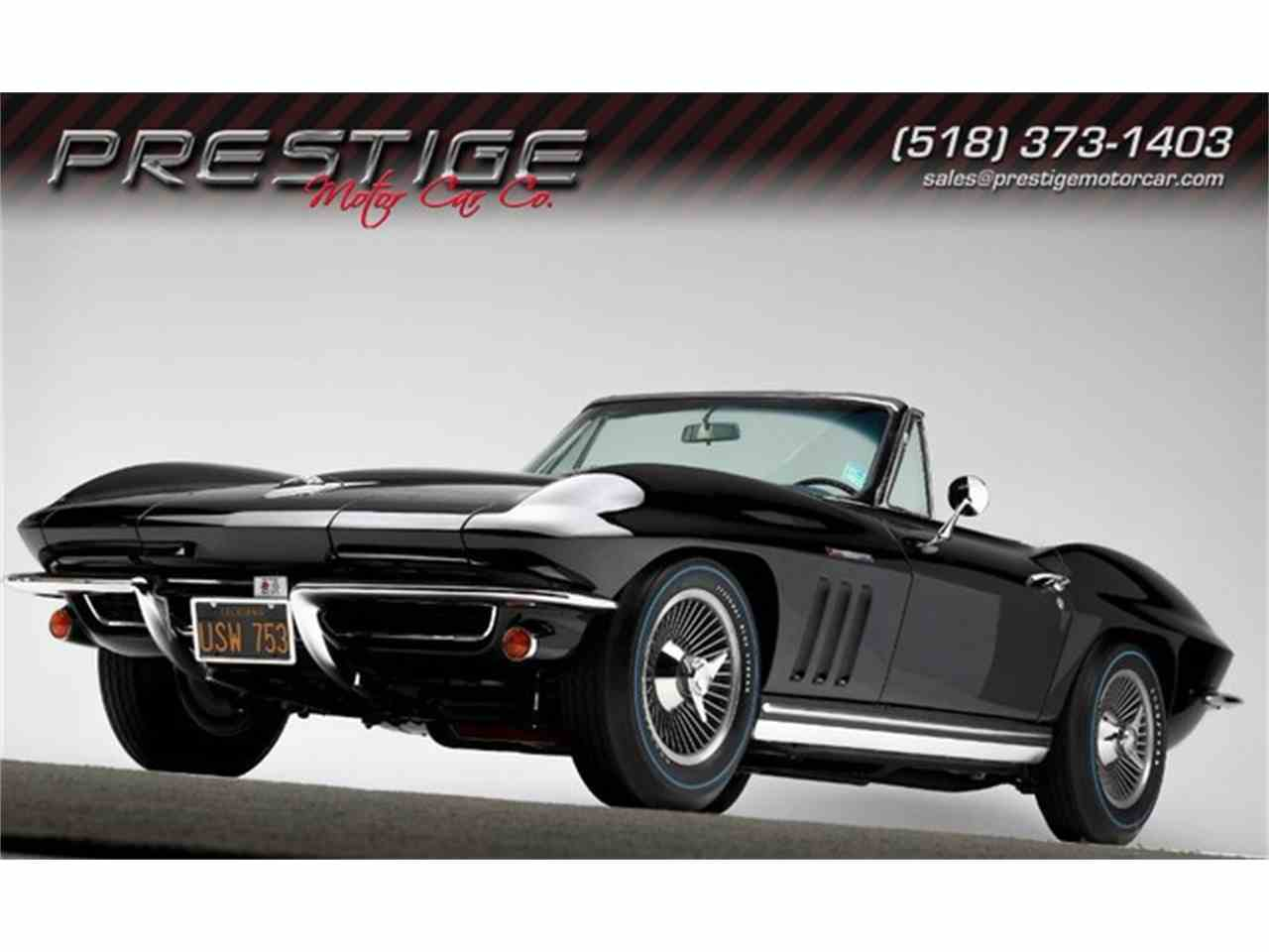 Large Picture of '65 Corvette - L74M