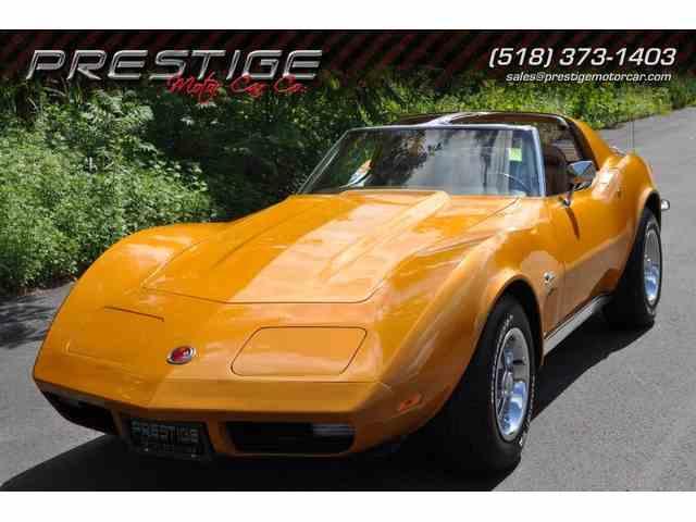 1973 Chevrolet Corvette | 989031