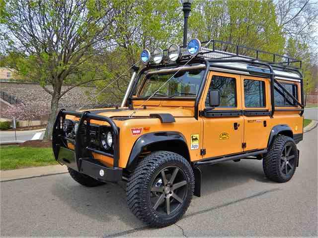 1986 Land Rover Defender | 989038