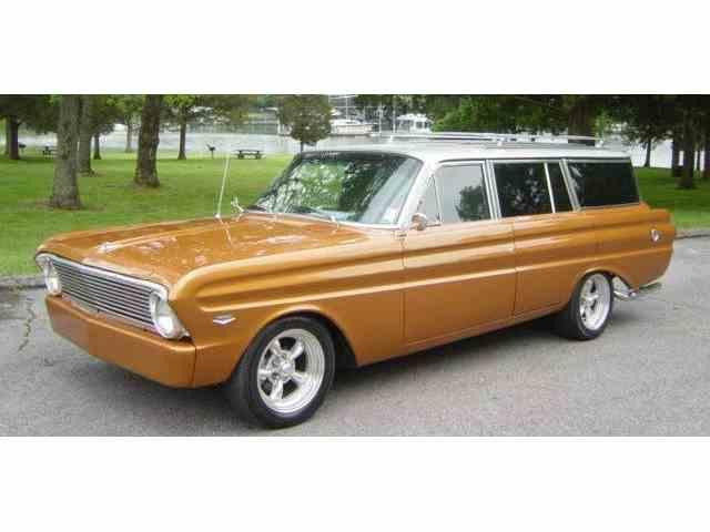 1964 FORD FALCON WAGON | 980904